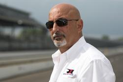 Bobby Rahal, copropietario de Rahal Letterman Lanigan Racing