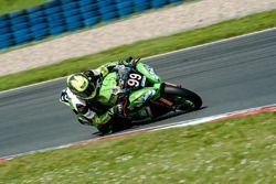 #99 WSB-Endurance, Kawasaki ZX 10 R: Danny Märtz, Dirk Walter, Sascha Müller
