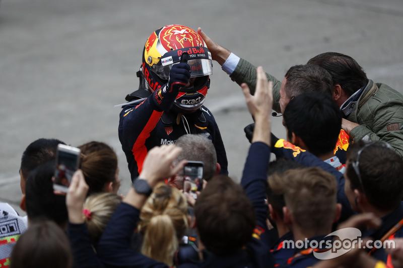 3. Макс Ферстаппен, Red Bull Racing