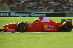 Michael Schumacher, Ferrari F310B