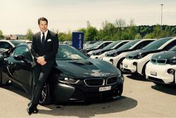 Marco Parroni und elektrische BMW Flotte