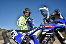 #26 Sherco TVS Rally Factory: Adrien Metge
