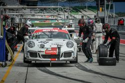 #333 Speed Lover, Porsche 991 GT3 Cup, Mitch Gilbert, Phillipe Richard , Jean-Michel Gérôme