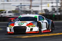 #23 Alex Job Racing, Audi R8 LMS GT3: Bill Sweedler, Pierre Kaffer