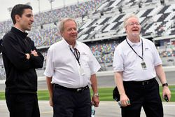 Travis Geisler, Edsel Ford and Kevin Kennedy