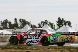 Juan Martin Bruno, UR Racing Dodge