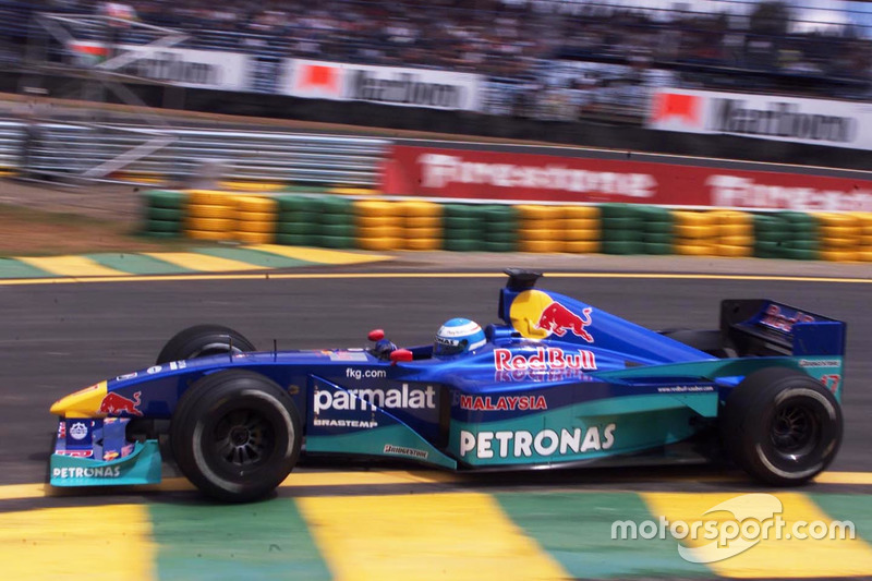 2000 : Sauber C19, à moteur Petronas (Ferrari)