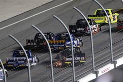 Incidente: Noah Gragson, Kyle Busch Motorsports Toyota
