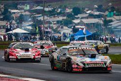 Christian Ledesma, Las Toscas Racing Chevrolet, Jose Manuel Urcera, Las Toscas Racing Chevrolet, Juan Martin Trucco, JMT Motorsport Dodge