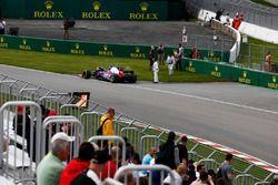 Defekt: Carlos Sainz Jr., Scuderia Toro Rosso