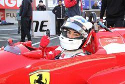 Giuliano Alesi, Ferrari F1/87