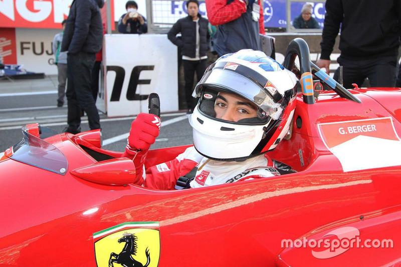 Джулиано Алези, Ferrari F1/87