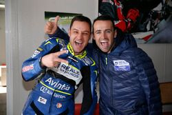 Hector Barbera and Emilio Zamora, Avintia Racing MotoGP