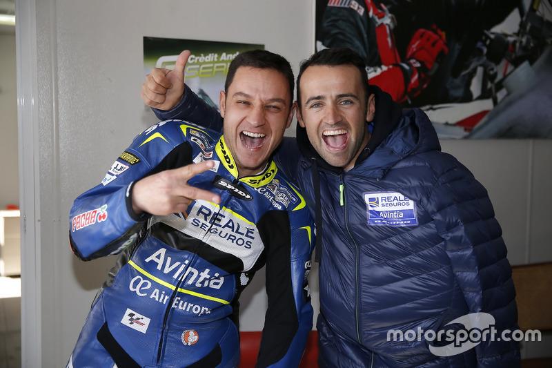 Héctor Barberá y Emilio Zamora, Avintia Racing MotoGP