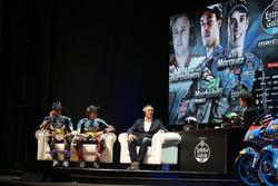 Alex Marquez, Estrella Galicia 0,0 Marc VDS, Franco Morbidelli, Estrella Galicia 0,0 Marc VDS, Michael Bartholemy