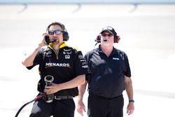 Team Penske Chevrolet equipo
