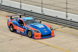 #13 TA Chevrolet Corvette, Daniel Urrutia Jr., Ferrea Racing Components