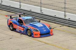 #13 TA Chevrolet Corvette, Daniel Urrutia Jr., Ferrea Racing Components