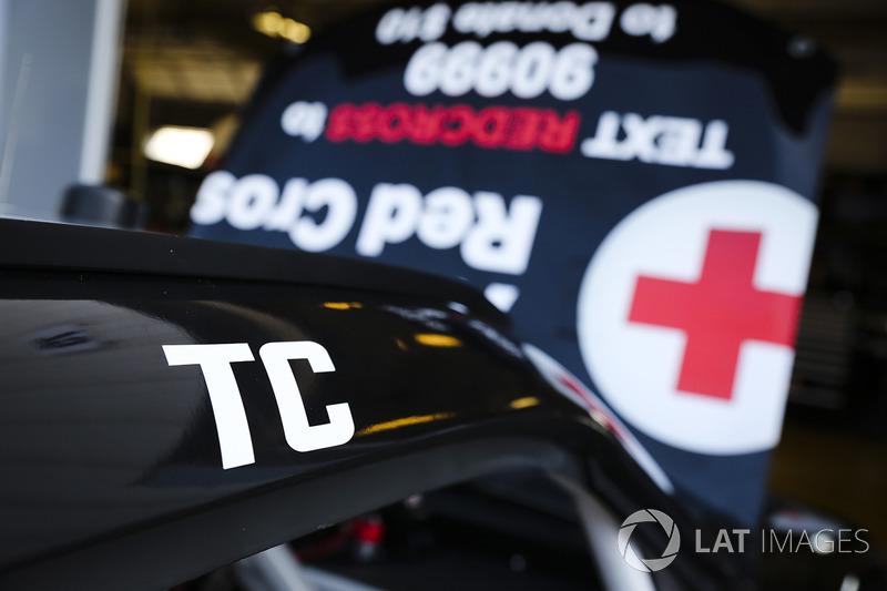 Ryan Preece, Joe Gibbs Racing Toyota with a Ted Christopher tribute