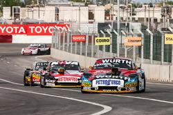 Juan Martin Trucco, JMT Motorsport Dodge, Matias Rossi, Nova Racing Ford, Facundo Ardusso, Renault S