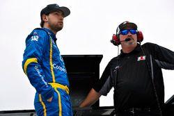 Chase Briscoe, Brad Keselowski Racing Ford ve Mike Hillman Jr