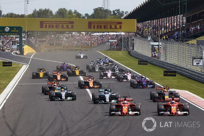 Grand Prix de Hongrie 2017
