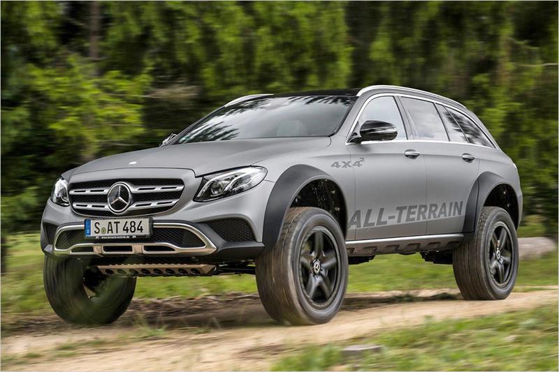 "Mercedes E-Klasse ""All-Terrain"""