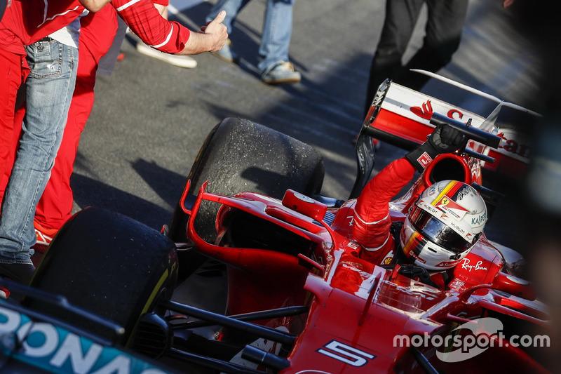Avustralya GP - Kazanan: Sebastian Vettel