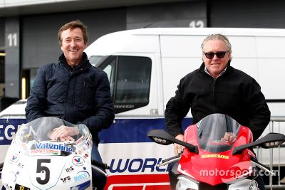 Journée presse Silverstone Classic