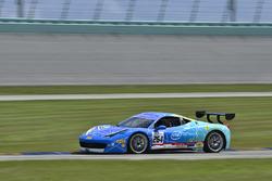 #264 Ferrari of San Diego Ferrari 458 Challenge: Naveen Rao