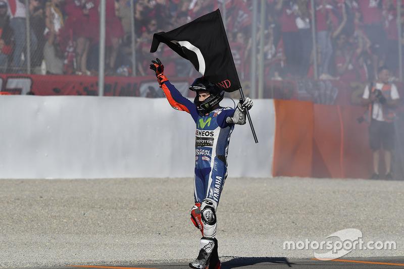 44- GP de Valencia 2016, Yamaha