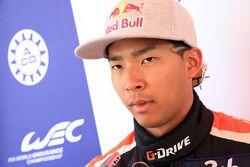 Ryo Hirakawa, G-Drive Racing
