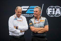 Bruno Michel and Mario Isola