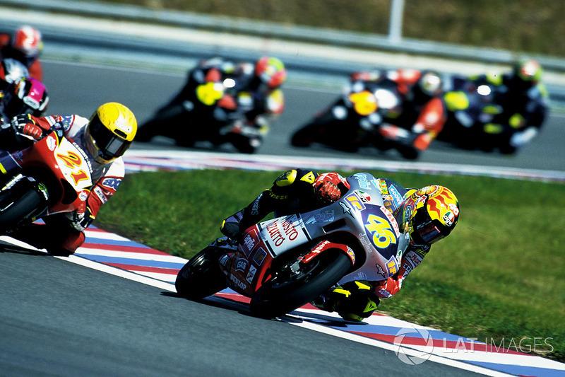 1997 (125cc) - Campeão (11 vitórias), 321 pontos