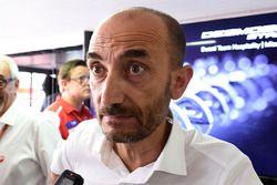 Claudio Domenicali, Ducati CEO, Andrea Dovizioso, Ducati Team
