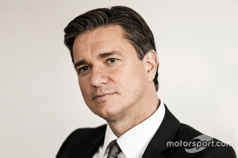Lutz Meschke, Porsche Lutz Meschke, vicepresidente ejecutivo de financias e IT