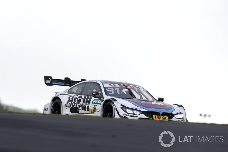 16. Tom Blomqvist, BMW Team RBM, BMW M4 DTM