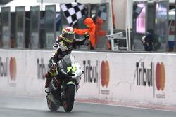 Le vainqueur, Dominique Aegerter, Kiefer Racing