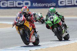 Jake Gagne, Honda World Superbike Team, Krummacher