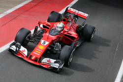 Себастьян Феттель, Ferrari SF70H с системой «Щит»