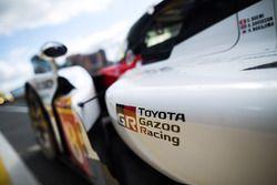 #8 Toyota Gazoo Racing Toyota TS050 Hybrid