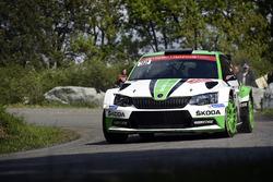 Andreas Mikkelsen, Anders Jæger, Skoda Fabia R5, Skoda Motorsport