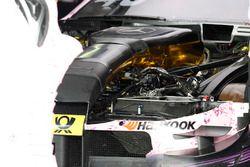 Détails de la Mercedes-AMG C63 DTM