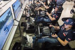 Sebastien Loeb, Kevin Hansen, Team Peugeot-Hansen