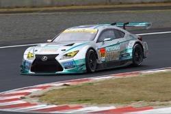 #60 LM corsa Lexus RC F: Akira Iida, Hiroki Yoshimoto