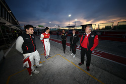 Filip Salaquarda, Clemens Schmidt, ISR, Markus Winkelhock, Dries Vanthoor, Belgian Audi Club Team WRT