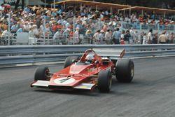Arturo Merzario, Ferrari 312B3
