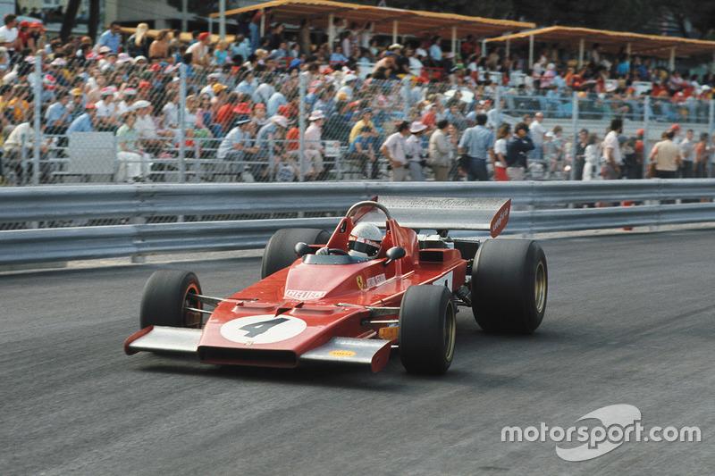1973年:フェラーリ312B3-73