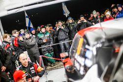 Auto van Jari-Matti Latvala, Miikka Anttila, Toyota Yaris WRC, Toyota Racing