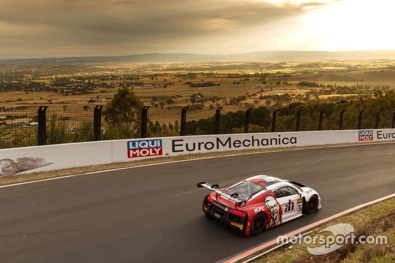 Bester Audi: Platz 7 für #3 ASR-Audi: Ash Samadi, Daniel Gaunt, Matt Halliday